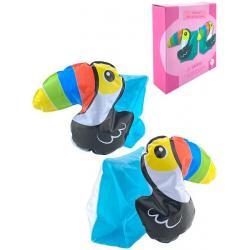Нарукавники для плавания надувные Пеликаны