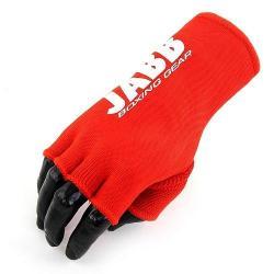 Митенки для бокса Jabb JE-3016, красные, размер S