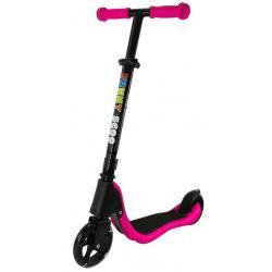 Самокат Funny Scoo Wave-145, цвет розовый, арт. MS-145
