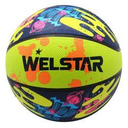 Мяч баскетбольный Welstar, размер 7, арт. BR2814D-7