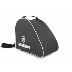 Сумка для роликов и коньков Larsen 6400, серая
