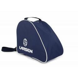 Сумка для роликов и коньков Larsen 6400, синяя