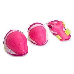 Защита роликовая Start Up Kiddy, размер M, цвет розовый