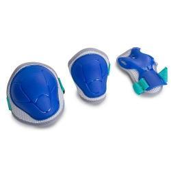 Защита роликовая Start Up Kiddy, размер M, цвет синий